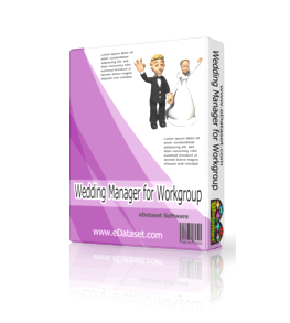Wedding Manager for Workgroup 1.5